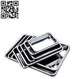 不锈钢加深方盘(Stainless steel side disk)ZD-FP02