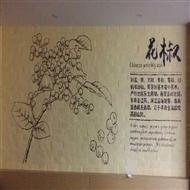 深圳书城72街餐饮店手绘壁画