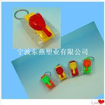 余姚厂家直供七彩迷你坦克车灯 可作玩具礼品赠品钥匙挂件