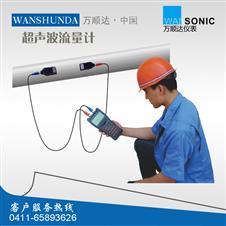 WSD-2000H手持式超声波流量计