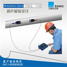 WSD-2000P便携式超声波流量计/能量表