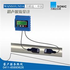 WSD-2000M模块外夹式超声波流量计/能量表