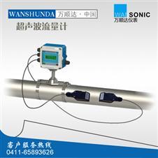WSD-2000F一体外夹式超声波流量计/能量表