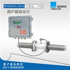 WSD-2000D防爆管道式超声波流量计/能量表
