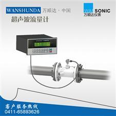 WSD-2000U盘装管道式超声波流量计/能量表