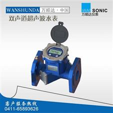 W3-2双声道超声波流量计/超声波水表/能量表