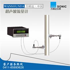 WSD-2000U盘装插入式超声波流量计/能量表