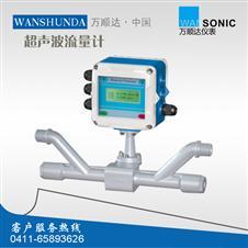 WSD-2000F一体管道式超声波流量计/能量表