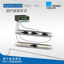 盘装外夹式超声波能量表/流量计