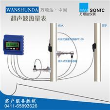 模块插入式超声波能量表/流量计