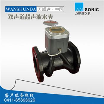 双声道超声波水表/能量表/灌溉水表