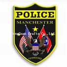 police manchester patch