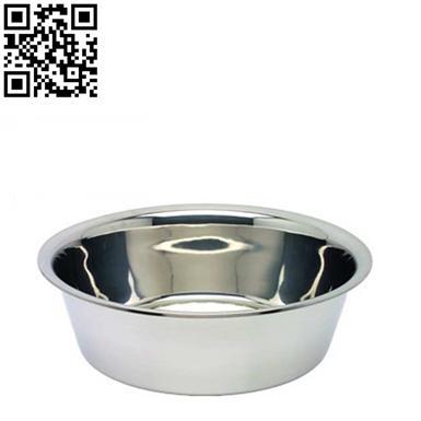 卷边斗盆(Stainless steel basin)ZD-DP01