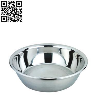不锈钢反边斗盆(Stainless steel basin)ZD-DP02