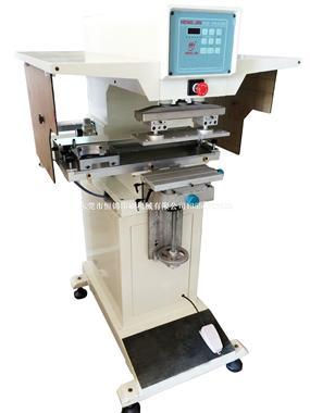 Printing candle pad printing operation video