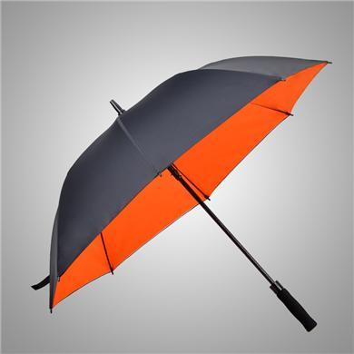 中山雨傘廠定制雙層高檔纖維廣告傘  江門雨傘廠 廣州雨傘廠