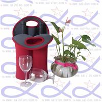 CBH030 two bottle wine cooler