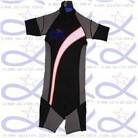 DSU-S018 short wetsuit