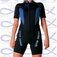 DSU-S021 short wetsuit