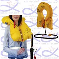 DSU-S066 air inflation life  vest
