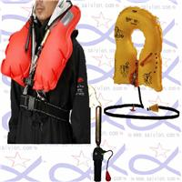 DSU-S067 air inflation life  vest