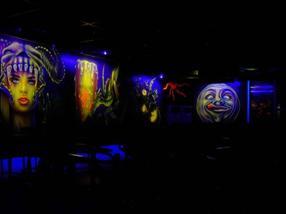 隐形壁画手绘