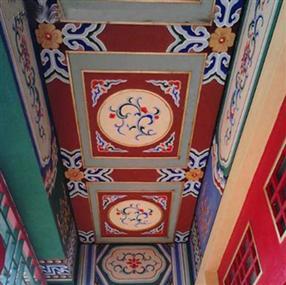 兴义古建筑寺庙彩绘-古建筑彩绘公司-贵州古建彩绘-古建彩绘价格优惠