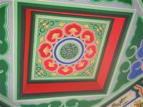 安顺古建筑彩绘-古建彩绘长廊- 彩煌720为您提供价格实惠的古建亭子彩绘