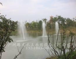 噴泉式曝氣機