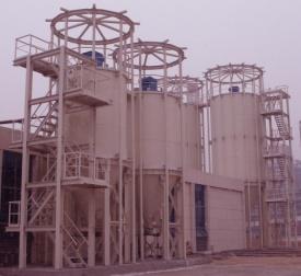 干粉精准溶配投加系统