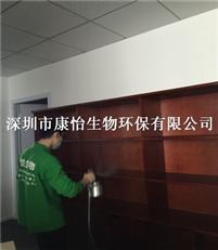 深圳市除甲醛公司