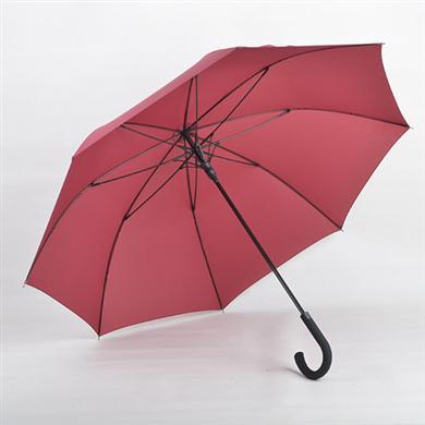 珠海雨伞厂订做27寸全纤维中段高尔夫伞 中山雨伞厂 鹤山雨伞厂