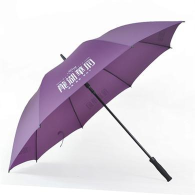 【珠海雨伞厂】30寸超大防风全玻纤高尔夫伞