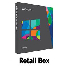 Retail box/key win 8 Windows 8 Professional Key