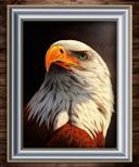 动物手绘油画,贵州油画定制,