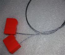 JTRFID3825 Mifare1S50扎带标签13.56MHZ高频ISO14443A协议IC电子铅封