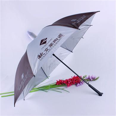 雨伞厂家批发定做带滴水套广告雨伞