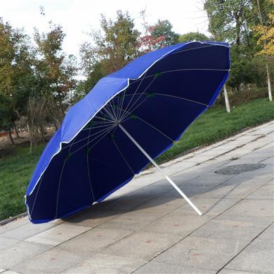 【雨伞厂家】60寸12骨超强防风户外遮阳太阳伞