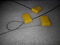 JTRFID4024 Mifare1S50芯片扎带标签ISO14443A协议M1电子铅封