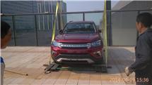 工艺品吊装,汽车展览吊装,汽车发布会吊装汽车
