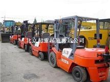 北京叉车租赁公司提供光华路国贸叉车租赁服务安全快捷