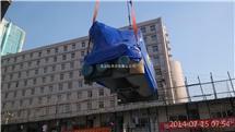 北京通州区起重公司从事大型机组空调设备吊装起重