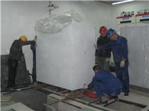 北京变压器配电柜等设备搬运吊装服务