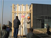 变压器搬运就位_UPS机柜搬运到机房
