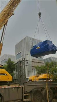 北京天桥起重队伍中央空调起重安装搬运