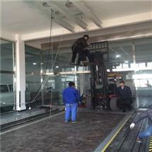 汽车试验制造平台设备搬运,精密平台设备搬运就位