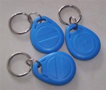 JTRFID001 125KHZ低频EM4305可读可写ID钥匙扣ID可复制门禁卡