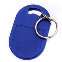JTRFID005 MIFARE1S50钥匙扣13.56MHZ高频ISO14443A协议IC异形卡M1钥匙扣卡