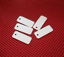 JTRFID3615 ISO14443A协议13.56MHZ高频Mifare1S50芯片珠宝标签IC吊牌标签M1挂件标签
