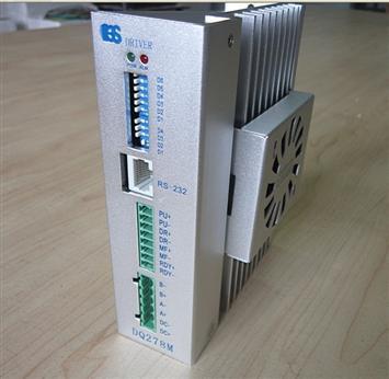 DQ278M--兩相數字步進驅動器、4線、8線電機DC24-80V、7A